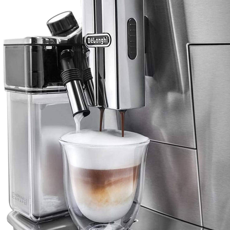 De'Longhi Primadonna Evo Coffee Machine - Metal - ECAM510.55.M - Jashanmal Home