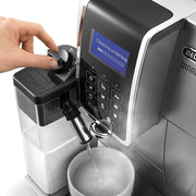 De'Longhi Fully Automatic Coffee Machine Silver - ECAM350.75.S - Jashanmal Home