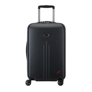 Delsey New Envol 4 Double Wheel Trolley Bag - Black, 68 cm - 00200381000 BLACK - Jashanmal Home