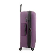 Delsey Belmont Plus 4 Double Wheels Expandable Trolley Bag - Purple, 61 cm - 00386180508 PURPLE - Jashanmal Home