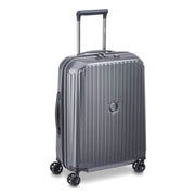 Delsey Securitime Expandable Cabin Trolley Bag - Grey, 77 cm - 00217382101 ANT - Jashanmal Home