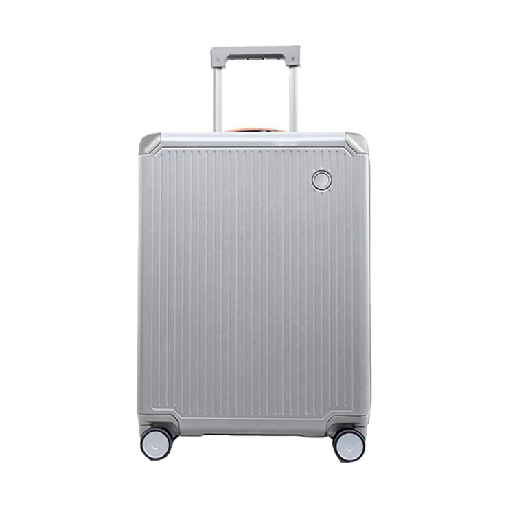 Echolac Shogun Trolley Case - Silver - PC148 28 SILVER - Jashanmal Home