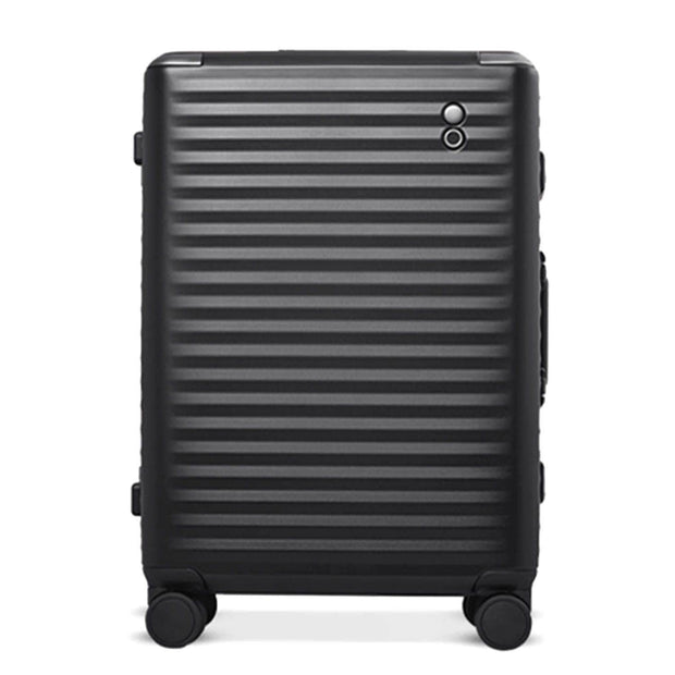 Echolac Celestra Trolley Bag - Black, 20 inch - PC183E BLACK 20 - Jashanmal Home