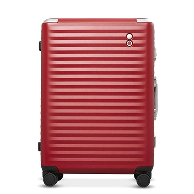Echolac Celestra Trolley Bag - Red, 24 inch - PC183E RED 24 - Jashanmal Home