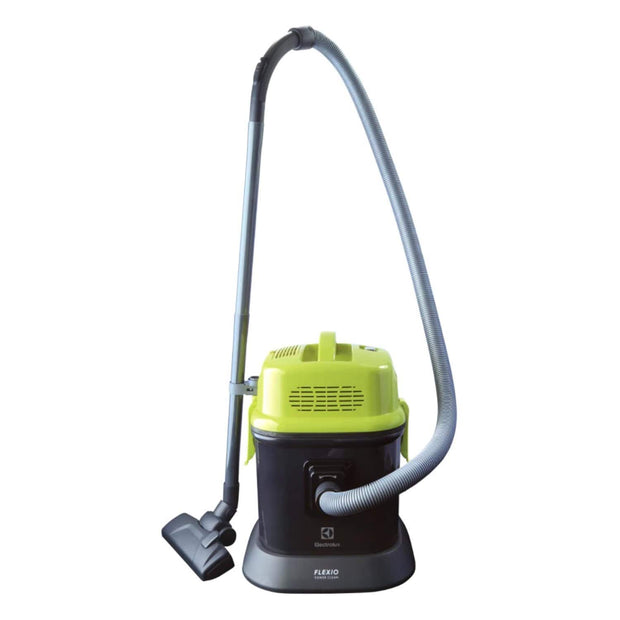 Electrolux Wet and Dry Vacuum Cleaner - Lime Green and Grey - Z823 - Jashanmal Home