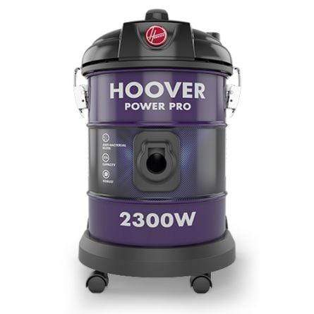 HOOVER POWER PRO DRUM VACUUM CLEANER 22L 2300W - Jashanmal Home