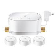 Grohe Sense Kit Smart Leakage Stopper And Smart Water Sensors - 22502LN0 - Jashanmal Home