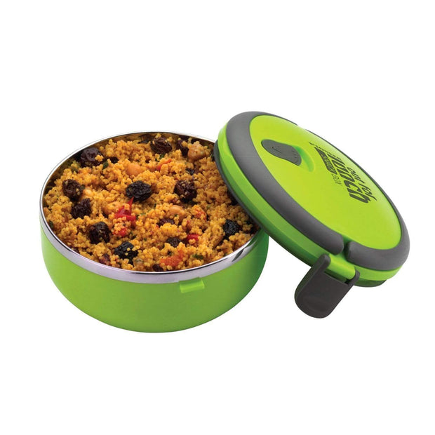 Grunwerg Round Out For Lunch Box - Green - RLB-568G - Jashanmal Home