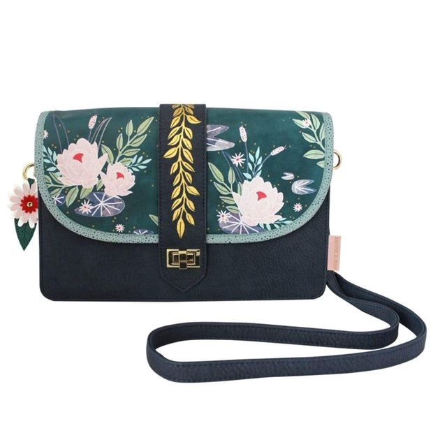 House of Disaster Secret Garden Swan Handbag - SECMINSWA - Jashanmal Home