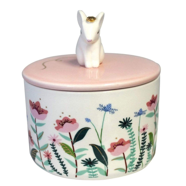 Disaster Designs Secret Garden Mouse Jar with Gift Box - Multi Colour - SECJARMOU - Jashanmal Home