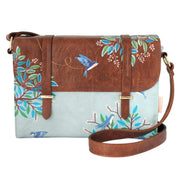House of Disaster Secret Garden Bird Satchel - SECSATBIR - Jashanmal Home