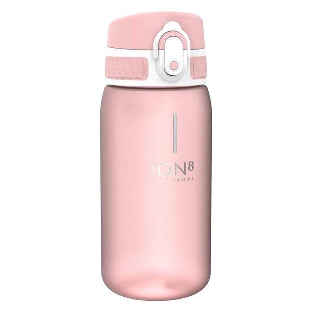 Ion8 Beauty Water Bottle - Frosted Rose, 350 ml - I8350BROS - Jashanmal Home