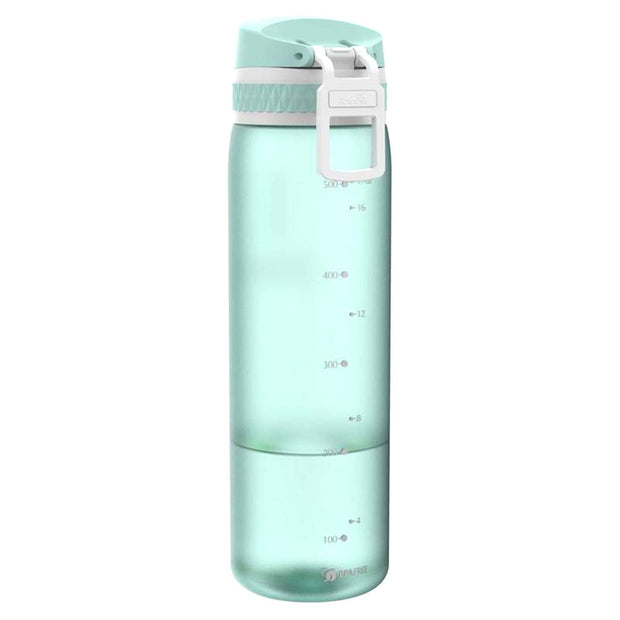 Ion8 Slim Water Bottle - Frosted Mint, 500 ml - I8500BMIN - Jashanmal Home