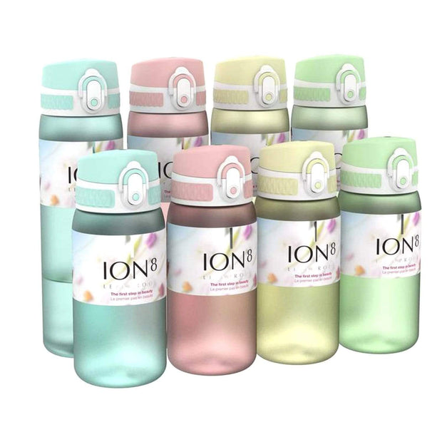 Ion8 Slim Water Bottle - Frosted Aqua, 500 ml - I8500BROS - Jashanmal Home