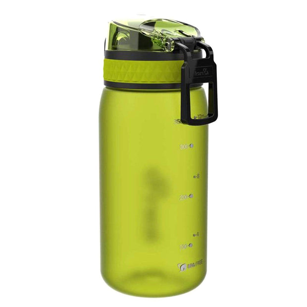 Ion8 Pod Water Bottle - Frosted Green, 350 ml - I8350FGRE - Jashanmal Home