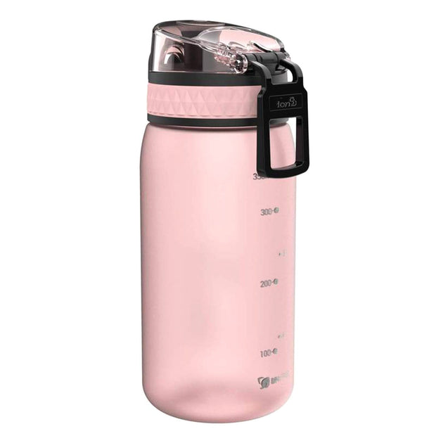 Ion8 Pod Water Bottle - Frosted Rose, 350 ml - I8350FROS - Jashanmal Home