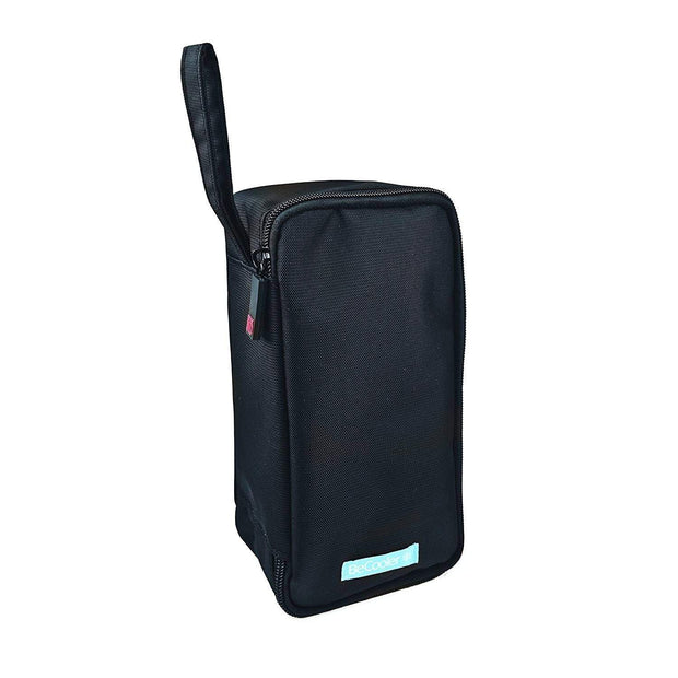 Iris Nano Freezer Lunch Bag - Black - 9697-TX - Jashanmal Home