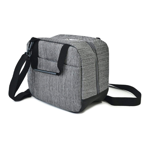 Iris Studio Lunch Bag with Food Container - Grey, 800 ml - 9946-TW - Jashanmal Home