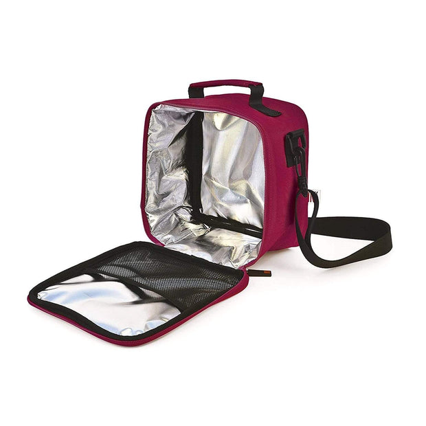 Iris Basic Lunch Bag - Red - 9237-TX - Jashanmal Home