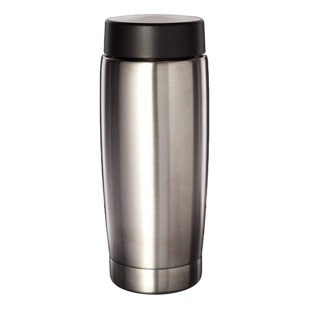 Jura Milk Container with Lid - Silver and Black - 65381 - Jashanmal Home