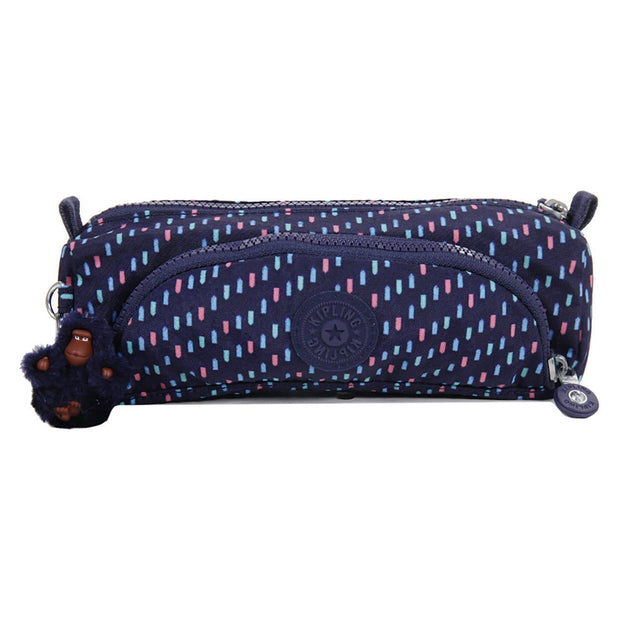 Kipling Cute Pencil Pouch - Blue Dash - 09406-28T - Jashanmal Home