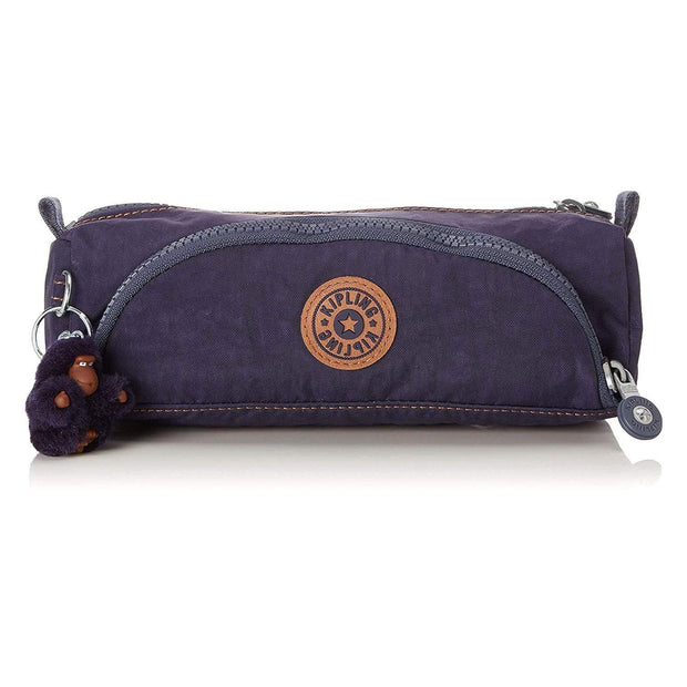 Kipling Cute Pencil Pouch - Blue Tan Block - 09406-30G - Jashanmal Home