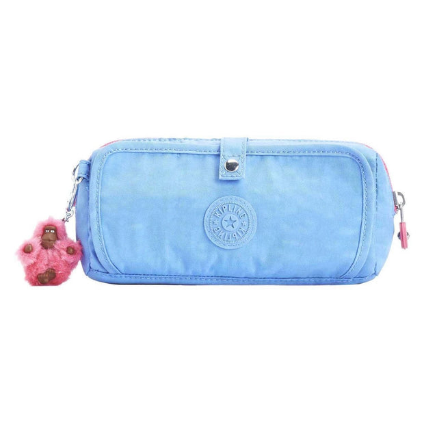 Kipling Back To School Pen Case - Blue - 10099-18T - Jashanmal Home