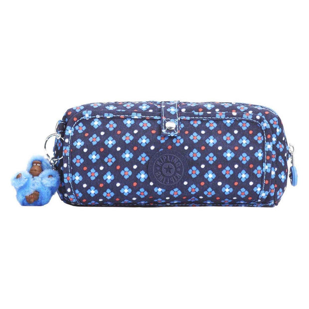 Kipling Back To School Pen Case - Blue - 10099-32W - Jashanmal Home