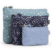 Kipling Iaka Cosmetic Bag Set - Soft Feather, 3 Piece - 10978-47Z