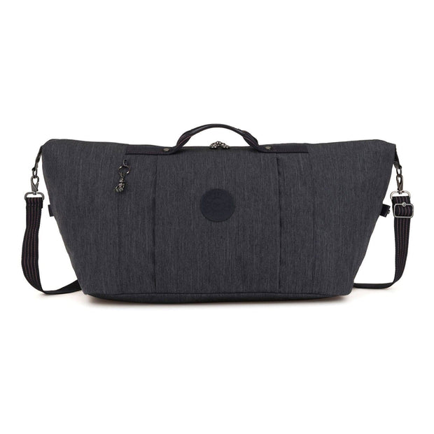 Kipling Adonis Medium Duffle Bag - Active Denim - I3757-25E - Jashanmal Home