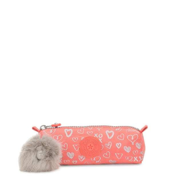 Kipling FREEDOM School Accessories - Hearty Pink Met - 01373-83S - Jashanmal Home