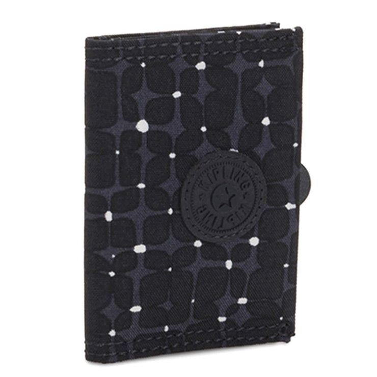 Kipling Card Keeper - Tile Print, Small - I5457-55Q - Jashanmal Home