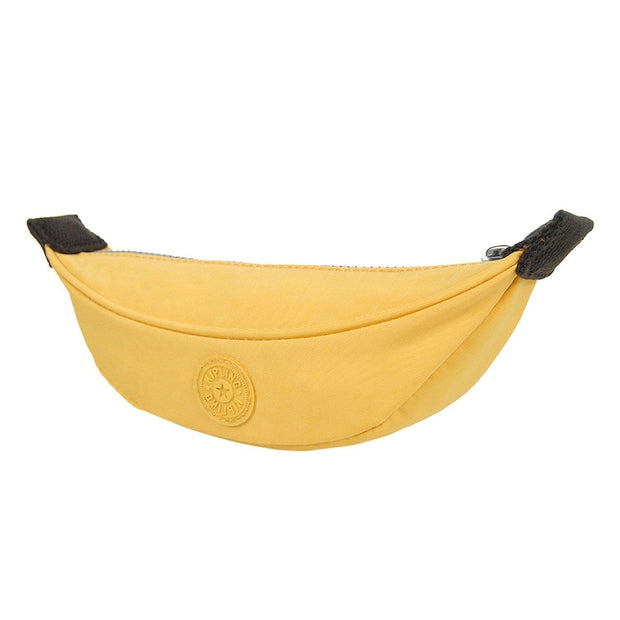 Kipling Banana Pencil Case - Yellow - 14854-04N - Jashanmal Home
