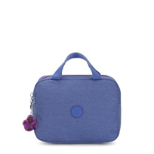 Kipling Lounas Dew Blue - Medium Lunchbag - I7495-55X