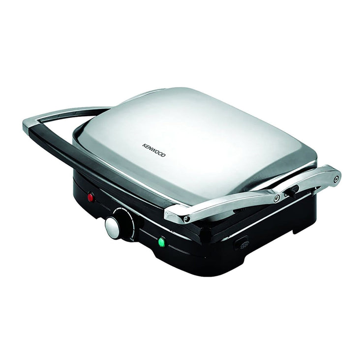 Kenwood Health Grill - Silver and Black - HG369 - Jashanmal Home