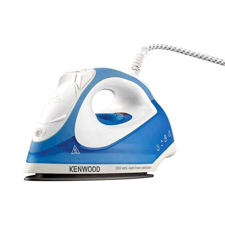 Kenwood 2200 Watts Steam Iron - ISP100BL - Jashanmal Home