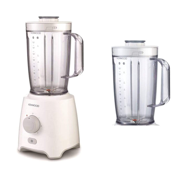 Kenwood Blender with Extra Jar - BLP406WH - Jashanmal Home