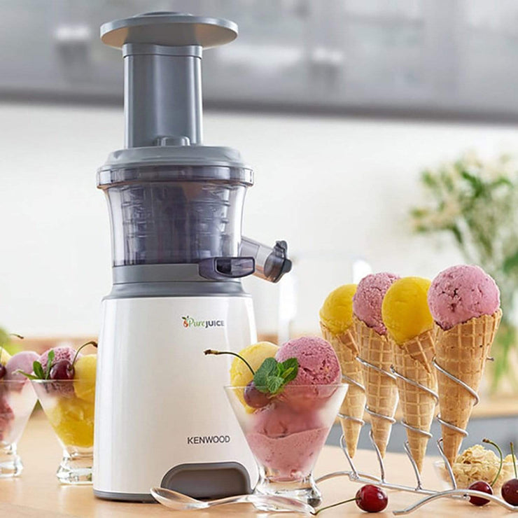 Kenwood Juicer - White and Grey - JMP601 - Jashanmal Home