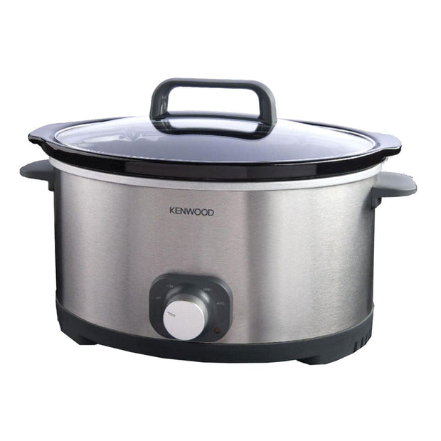 Kenwood Slow Cooker - Silver - SCM650SS - Jashanmal Home