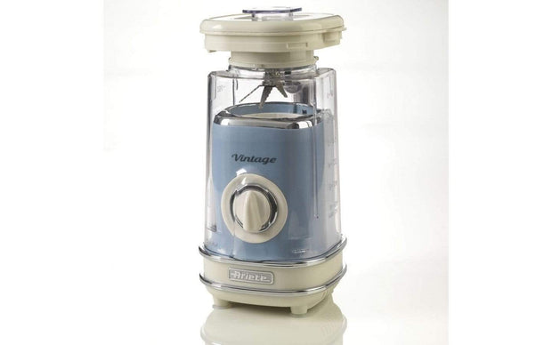 ARIETE VINTAGE BLENDER 1.5L CREAM/BLUE 568