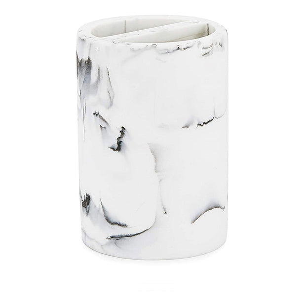 Kassatex Arabesco Toothbrush Holder - AAB-TBH-WB