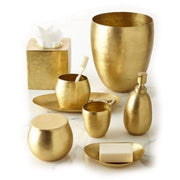 Kassatex Nile Brass Tumbler - Gold - ANL-T