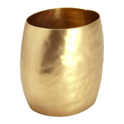 Kassatex Nile Brass Toothbrush Holder - Gold - ANL-TBH