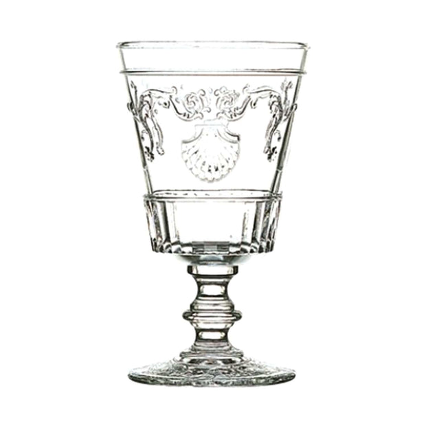 La Rochere Versailles Water Glass - Clear - 629401 - Jashanmal Home