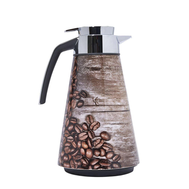 Emsa Cone Quick Tip Flask - Coffee, 1.5 Litres - 2255908 - Jashanmal Home