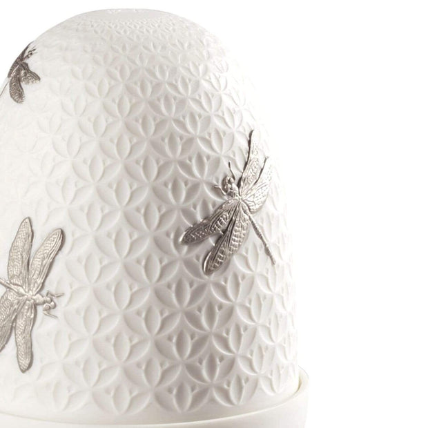 Lladro Dragonflies Dome Table Lamp - 1023967
