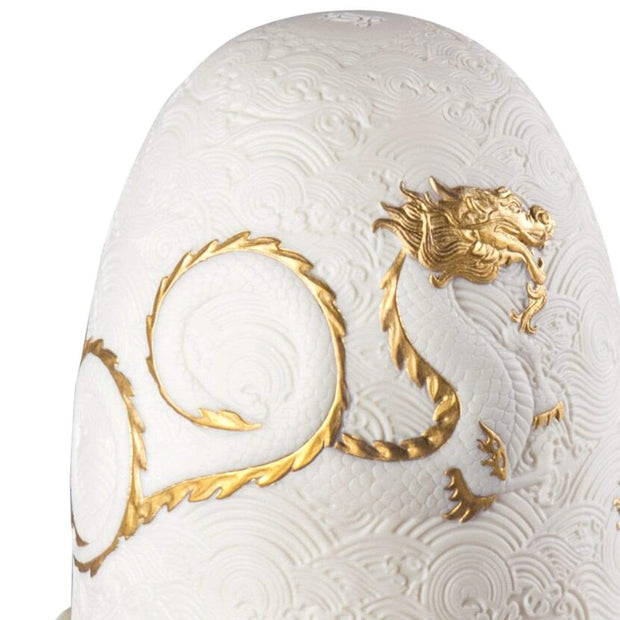 Lladro Dragons Dome Table Lamp - 1023970 - Jashanmal Home