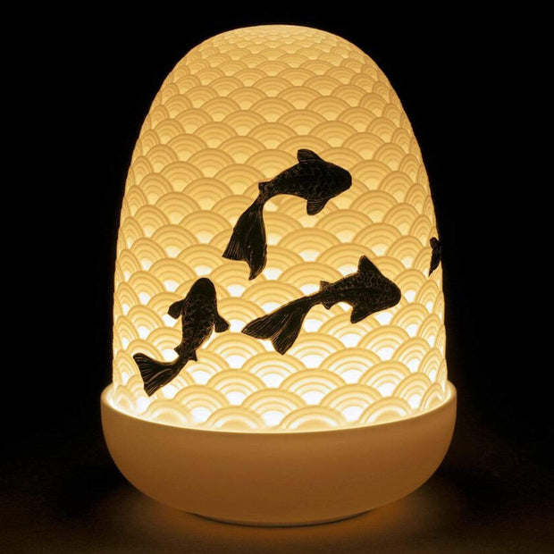 Lladro Koi Dome Table Lamp - 1023888