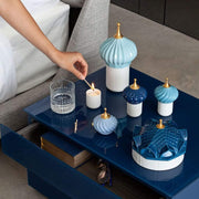 Lladro 1001 Lights South Tower Candle with Unbreakable Spirit Scent - 1040158