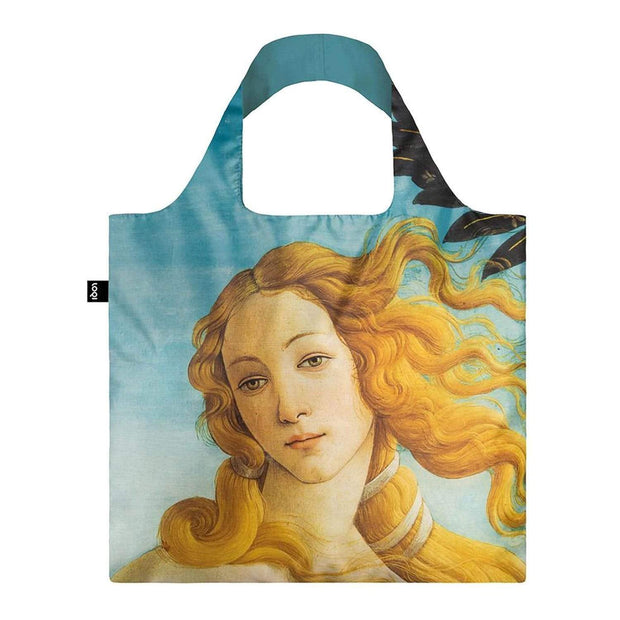 Loqi Museum Sandro Botticelli The Birth of Venus Tote Bag - SB.VE.N - Jashanmal Home